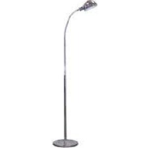LAMP. CUELLO DE GANZO LUZ HALOGENA