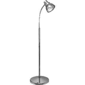 LAMP. CUELLO DE GANZO CON RUEDAS